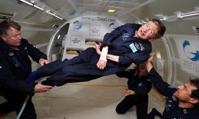 Stephen Hawking lanza tesis que causa furor
