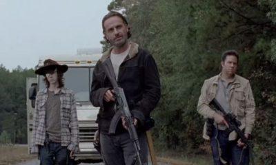 The Walking Dead, octava temporada