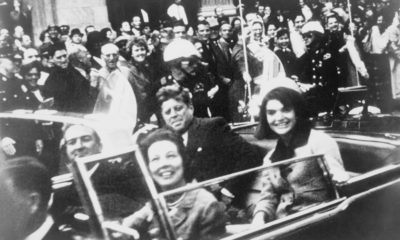 Abre Trump expediente Kennedy