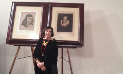 López-Baralt recibió el premio que le otorgó la Academia Mexicana de la Lengua