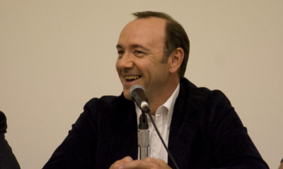 Kevin Spacey deja House of Cards