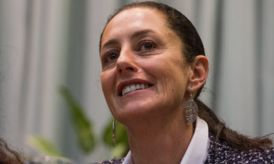 Claudia Sheinbaum, perteneciente a Morena