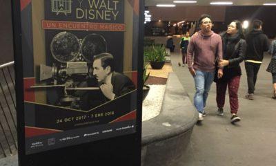 Disney y Pixar, cartel