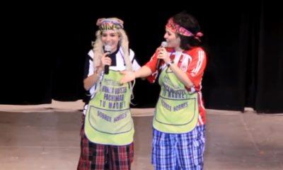 Panini y Luna vivieron la polémica tras la desintegración de su popular show.