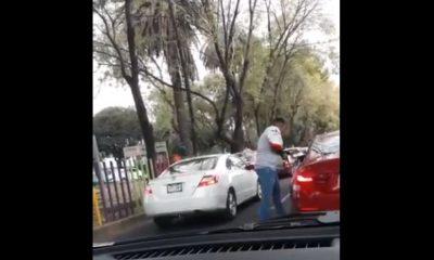 Captan asalto a mano armada en Miramontes