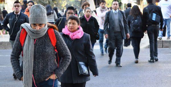 Bajas temperaturas se mantendrán en gran parte del país