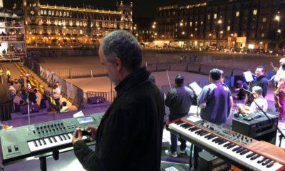 Caifanes antes del concierto