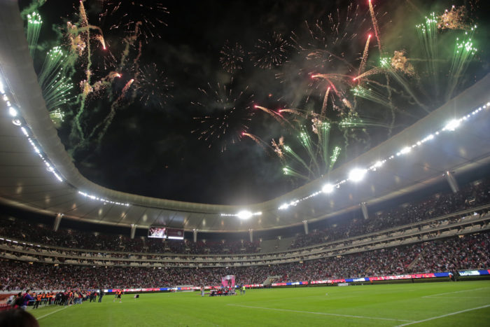 Chivas vs Pachuca Femenil.