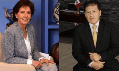 García Cepeda y Vistor Hugo Lobo