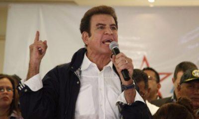 Elecciones en Honduras, Juan Orlando Hernández