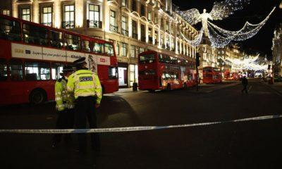 Posible tiroteo en Londres