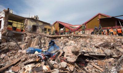 Los terremotos más devastadores de 2017
