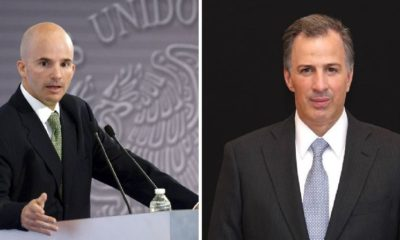 Anuncia Peña que Meade deja Hacienda y llega González Anaya
