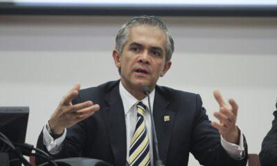 """Mancera pide a AMLO """"poner orden"""" en Asamblea"""