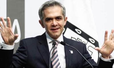 """""""Si Frente no se consolida, iré por el PRD"""": Mancera"""