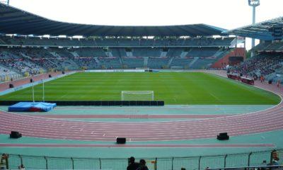 Estadio donde ocurrió una tragedia