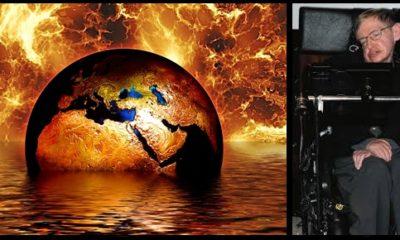 Stephen Hawking y la Tierra