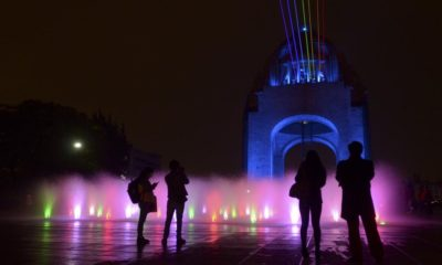 FILUX iluminará sitios emblemáticos de la CDMX