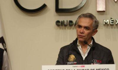Miguel Ángel Mancera considera miserable los recursos del Presupuesto 2018 para la CDMX