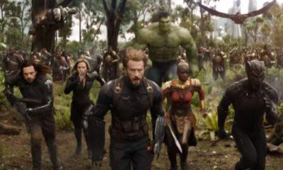 No te pierdas el primer tráiler de Avengers: Infinity War