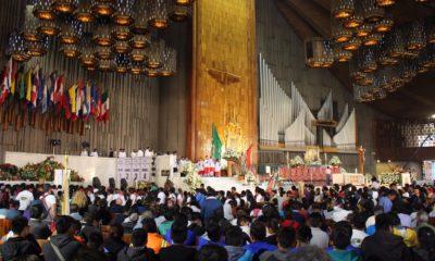 Más de 4 millones de peregrinos visitan a la Virgen de Guadalupe