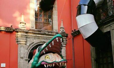 Tim Burton en México