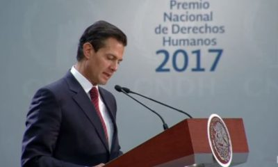 EPN pide a Senado escuchar voces sobre Ley de Seguridad