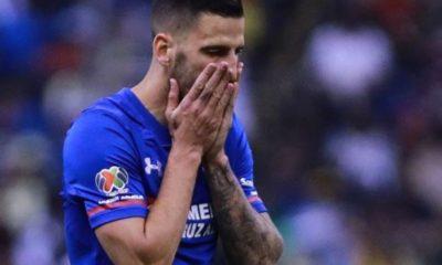 """Edgar Méndez, de """"La Máquina"""", suspendido por 6 partidos"""