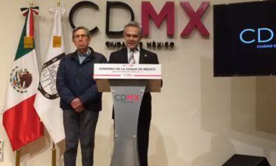 Rechaza Mancera coordinar campaña de Anaya; se queda en CDMX