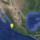 Registran sismo de 4.9 en Puerto Vallarta