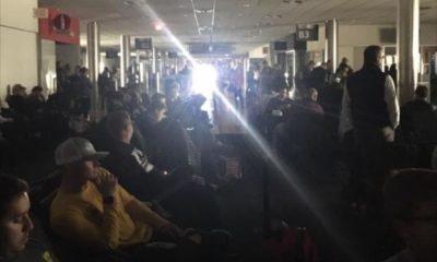 Apagón paraliza el aeropuerto de Atlanta, el más transitado del mundo