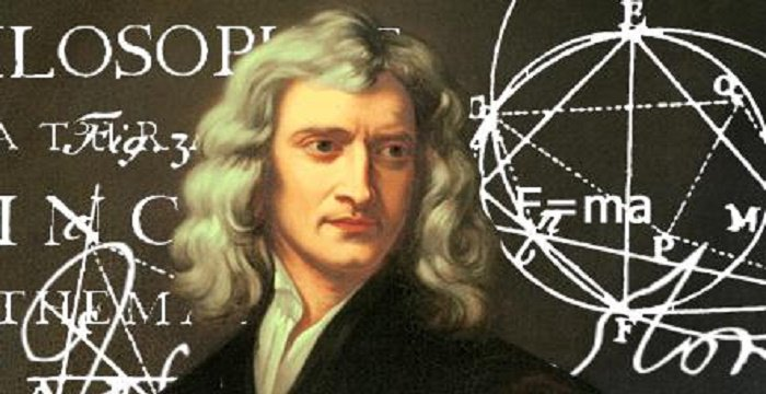 Resultado de imagen de Newton