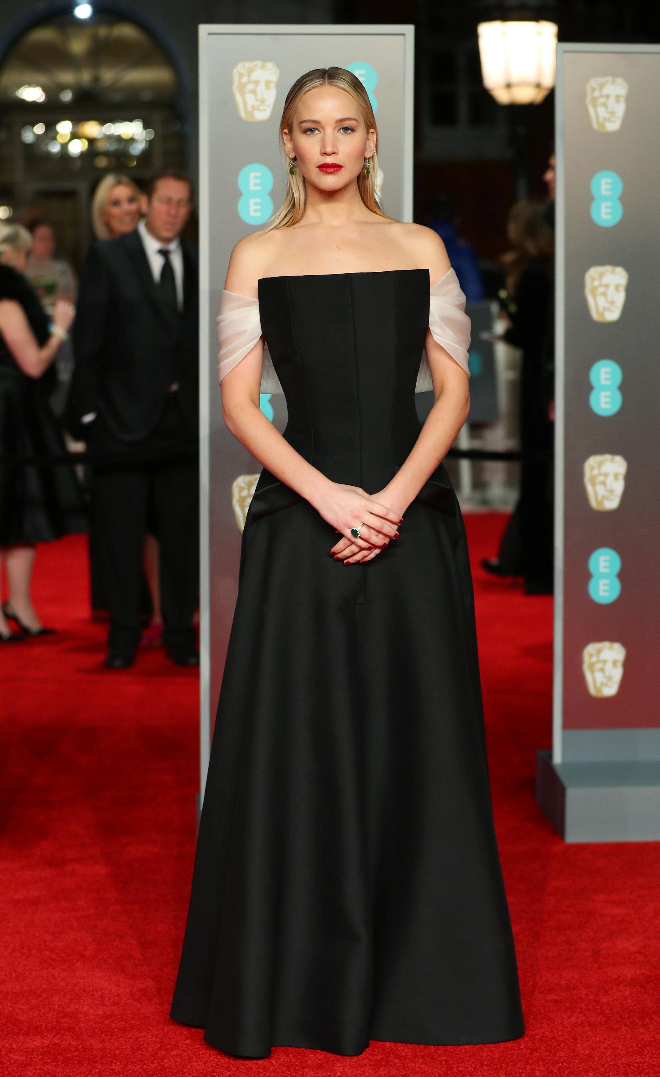 La ganadora al Oscar Jennifer Lawrence