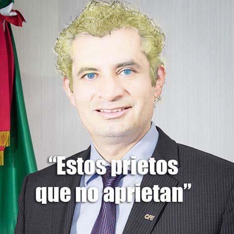 Memes de Enrique Ochoa Reza