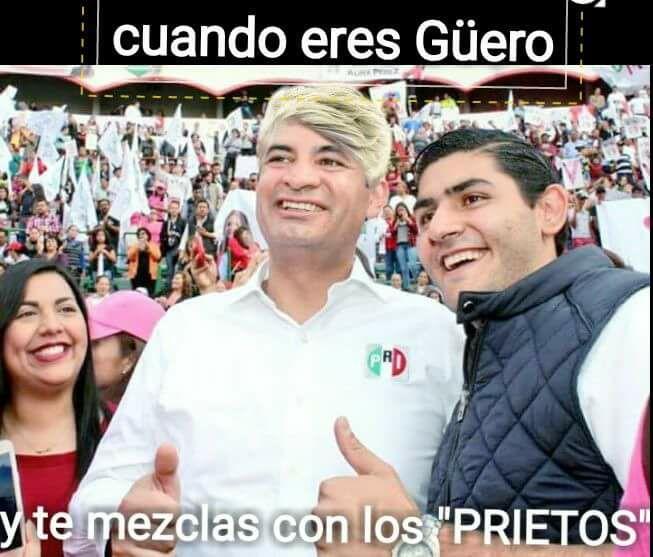Enrique Ochoa Reza memes