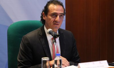 Elías Beltrán informa sobre el caso César Duarte