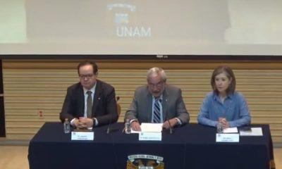 Graue da mensaje sobre narcomenudeo en la UNAM