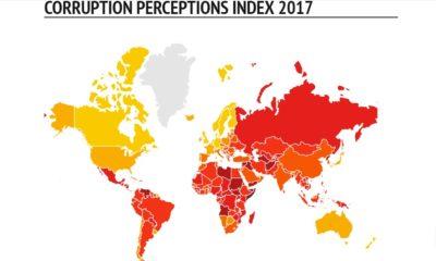 México, foco rojo en corrupción