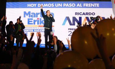 Ricardo Anaya dice que le da risa acusaciones del PRI