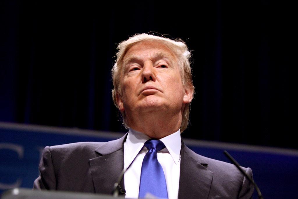 Donald Trump se pronuncia sobre el muro fronterizo y el DACA