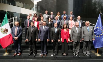 Unión Europea en México