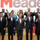 Presenta Meade a integrantes de su equipo de campaña. Foto: Especial