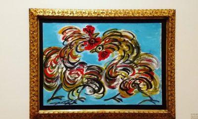 Chucho Reyes en Bellas Artes