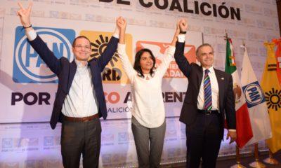 El Frente va por un gobierno de coalición