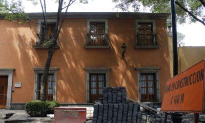 Coyoacán Francisco Sosa
