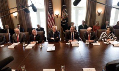 Cancela Trump viaje a Lima por posible ataque a Siria