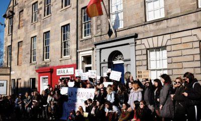 Protestas contra La Manada