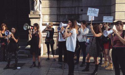 Protestas por sentencia de la Manada