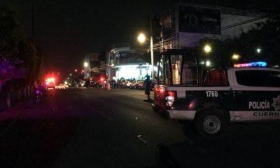 Tiroteo en Morelos