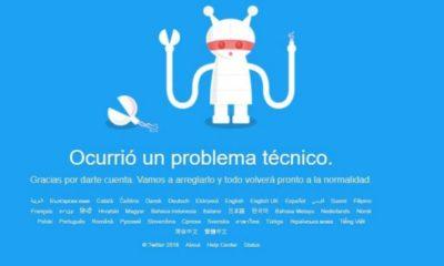 Twitter se cae